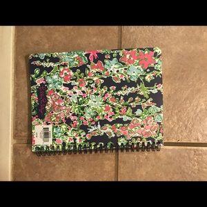 Lily Pulitzer Mini Notebook